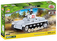 Конструктор Танк Panzerkampfwagen I, серия Small Army WWII, COBI