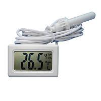 Термометр/гигрометр цифровой с выносным датчиком для инкубатора