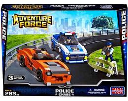 Мега Блокс приключения Полиции конструктор Mega Bloks Adventure Force Police