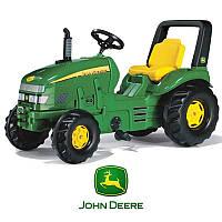 Трактор педальный Rolly Toys 035632