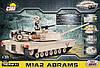 Конструктор Танк М1А2 Абрамс, серия Small Army WWII, COBI