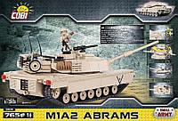 Конструктор Танк М1А2 Абрамс, серия Small Army WWII, COBI, фото 1