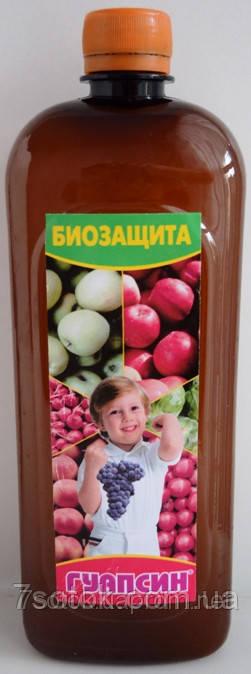 Биопрепарат Гуапсин, 1л. - Удобрения купить оптом | Семена купить оптом | Агроволокно купить | Пестициды гербициды — 7 СОТОК в Мариуполе