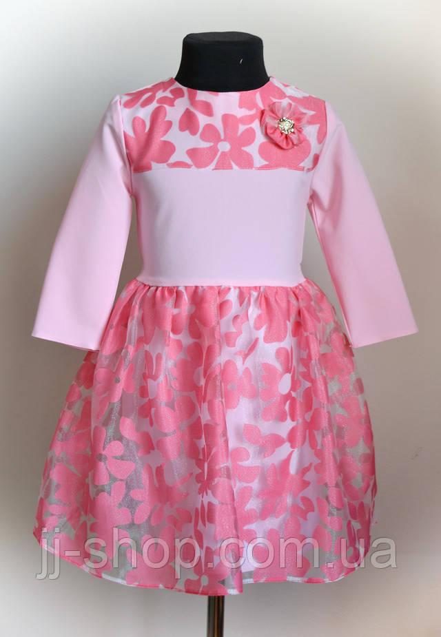 Платье для девочки, нарядное