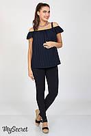 Літні джинси для вагітних light Pink TR-27.031, індиго, фото 1