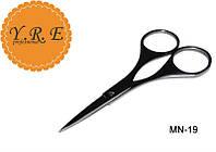 Ножницы маникюрные для ногтей YRE MN-19, магазин маникюрных принадлежностей