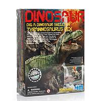 Набор раскопки динозавров. Тиранозавр Рекс. 4М