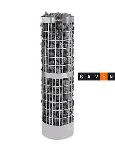 Электрическая печь (каменка)  Harvia Cilindro Pro 100E для сауны и бани