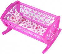 Игрушечная кроватка для куклы JUST COOL