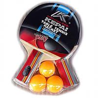 Ракетки для пинг понга Kepai KP-1000, фото 1