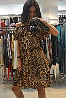 Платье Dolce&Gabbana, цвет: леопард
