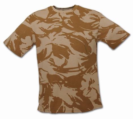 Камуфляжная футболка DDPM (cахара)