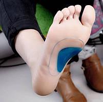 Виды обувных стелек
