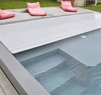 Накрытие роллетное для бассейна max 9х20м или 10х17м Del ROLLINSIDE