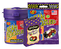 Набор конфет Harry Potter Bertie Botts Beans, Bean Boozled Dispenser и Bean Boozled в пакетике 4-е издание