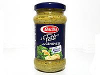 "Соус Pesto alla Genovese ""Barilla"" 190 г, фото 1"