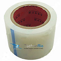 Защитная пленка-скотч для очистки дисплеев, ширина 8 см (30 метров)