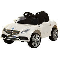 Детский электромобиль M 3177 EBR-1,  белый