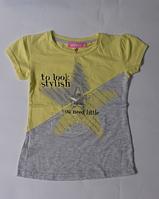 Летняя туника Звезда для девочек Bermini от 116 до 134 см рост., фото 1