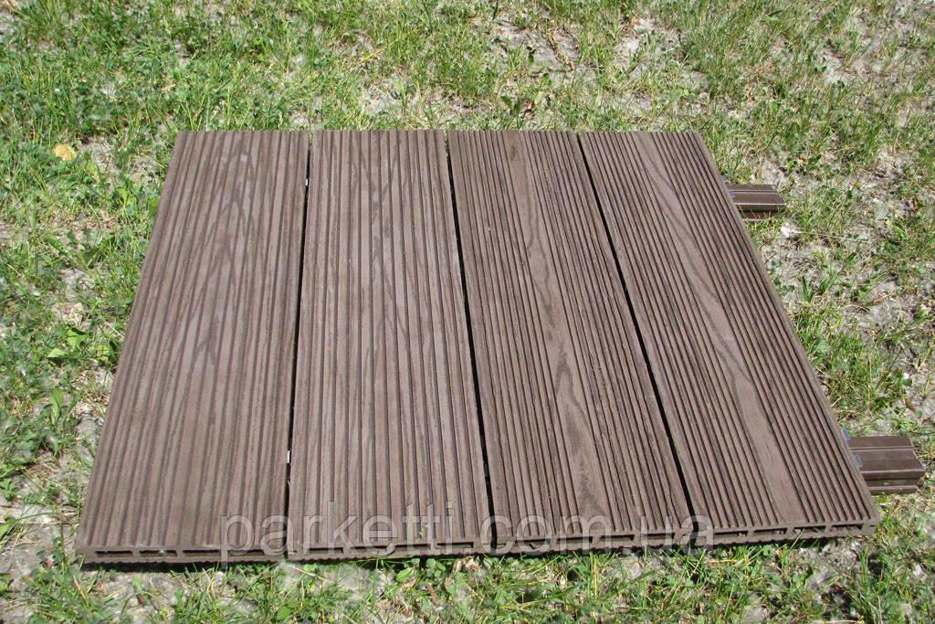 Террасная доска Tardex Lite Wood Венге - Parketti - паркет, паркетная доска, массив, ламинат, линолеум, ковролин, террасная доска в Украине в Харькове