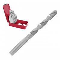 Набор сверл по металлу HSS 13 шт (1,5-6,5) INTERTOOL SD-0113