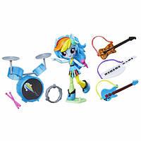 MLP EG Equestria Girls Мини игровой набор мини-кукол, Rainbow Dash B4910&B9484