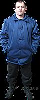 Куртка рабочая утепленная (ткань грета)