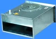 Прямоугольный промышленный вентилятор Вентс марки ВКП Ф канального типа