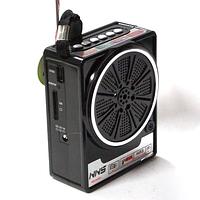 Радиоприемник колонкаNNS NS-048 на аккумуляторе