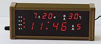 Настольные электронные часы ZX 13M