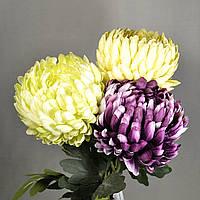 Хризантема искусственная 82 см в ассортименте