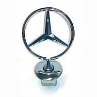 Оригінальна емблема зірка на капот Mercedes-Benz (A2218800086)