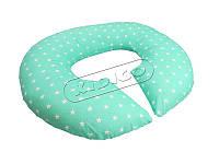 Подушка для беременных KIDIGO Рогалик (с наволочкой)