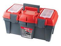"""Ящик для инструментов 18"""" 458х257х227 мм(пластмасовый замок) Proline 35738"""