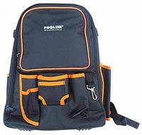 Рюкзак для инструментов 29 отделов  330х160х430мм (полиэстер)PROLINE 62100