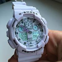 Супер цена! Часы Casio G-Shock GA100 Белый