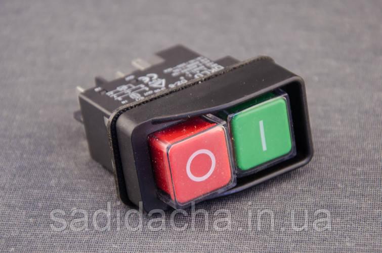 Кнопка,выключатель для бетономешалки 5 контактов