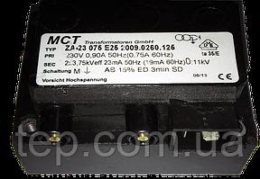Високовольтний трансформатор MCT ZA 30 050 E14