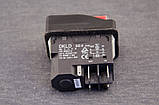 Кнопка,выключатель для бетономешалки 5 контактов, фото 2