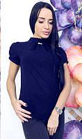 Блузка женская креп-шифон, фото 1