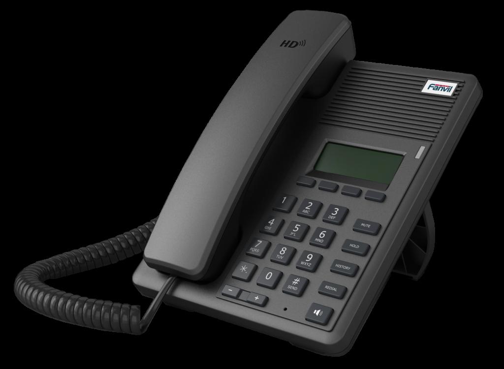 IP телефон Fanvil F52H