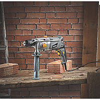 Дрель ударная/перфоратор TITAN патрон метал привезена из Англии, фото 1