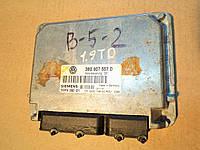 Блок управления двигателем 1.9TD Volkswagen Passat B5, 3b0907557D