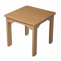 Детский деревянный стол детская мебель