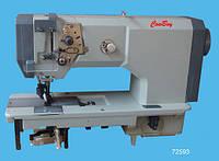 HIGHTEX 72593 Одноигольная швейная машина с тройным транспортом для пошива обуви и изделий из кожи