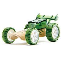 """Детская  деревянная игрушка  каталка из бамбука """"Baja"""""""