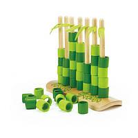 """Деревянный констуктор для развития детей Деревянный набор  игра """"Quattro"""""""