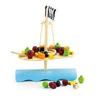"""Деревянная игрушка для развития детей Головоломка балансир """"Stormy Seas"""""""