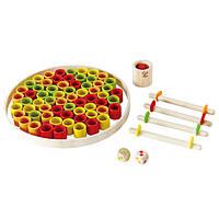 Деревянная  набор игра для развития детей  из бамбука  «RinGo Race»