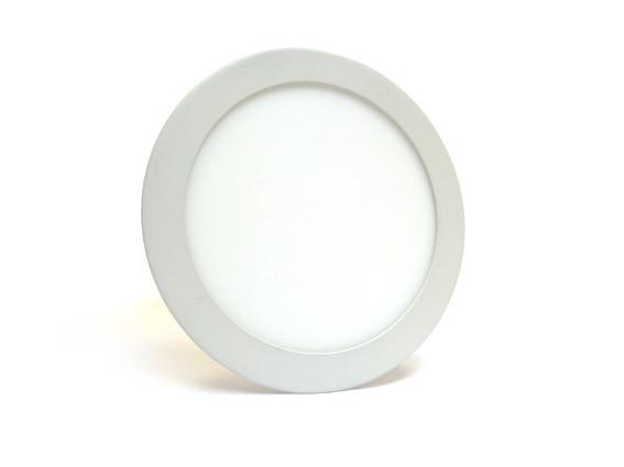 Светильник светодиодный 18W (4000 К) врезной круглый Down Light Aluminum